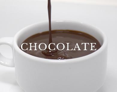 Chocolate con título en Churrería La Andaluza